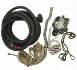 Противогаз шланговый ПШ-1, ПШ-1Б (аппараты шланговые)  и их модификации-общая информация.