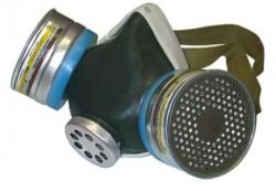 Респиратор универсальный РУ-60М с фильтрами ДОТ 75 марки А1Р2, А1В1Е1Р2, К1Р2