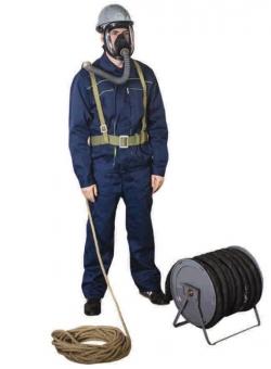Аппарат шланговый с приводом- Противогаз ПШ-2