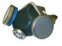 Респиратор противогазовый РПГ-67 с фильтрами ДОТ 120 марки А1, А1В1Е1, К1