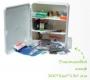 Аптечка для оказания первой помощи работникам (пр 169н от 05.03.11г.) пластик. шкаф