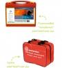 Аптечка противоожоговая, пластиковый чемодан